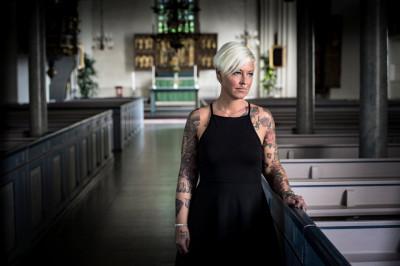 """Nazibruden"" Anna-Lena Joners Larsson."