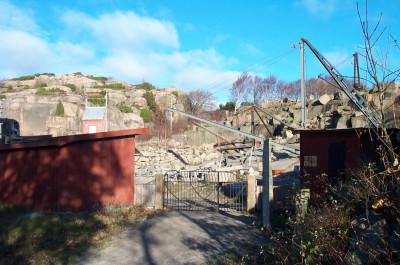 Stenhuggarmuseet. Foto Lars Rydbom Bohusläns Museum