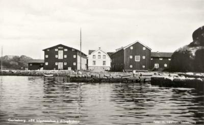 Vykort Gerlesborg/Christian Eklund