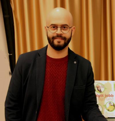 Ali Alabdallah Syrisk journalist och författare