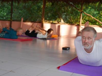 Hannu Kiviranta - Green Yoga - en passion till livet och människan.