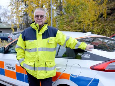 204 nya laddpunkter för elbilar i Sandvikens kommun