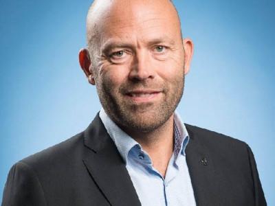 Johan Tunhult - en ambassadör för näringslivet.