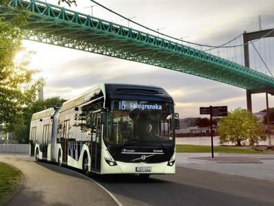 Volvo får Europas största order på elbussar