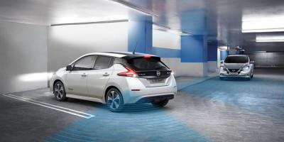Upplev Nissan Intelligent Mobility under eCar Expo i Göteborg.
