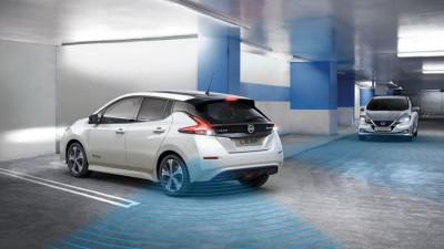 Upplev Nissan Intelligent Mobility under eCar Expo i Göteborg