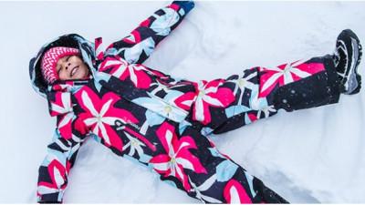 Overallen – Det ultimata vinterplagget för barn