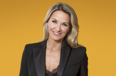 Programledare för Idrottsgalan 2020: Kristin Kaspersen.