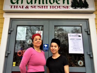 Jane Khamthi Lönn sätter Storvik på Kartan