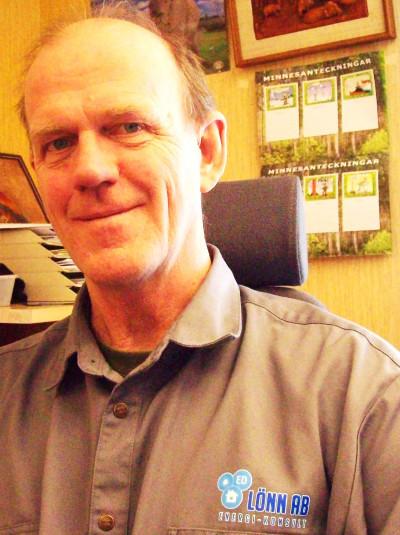 Bengt-Åke Lönn, Energiexpert o. Stöttepelare.
