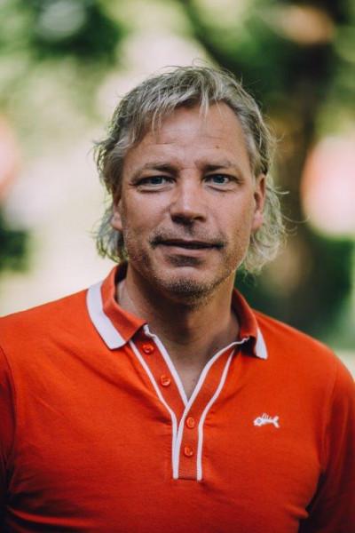 Dennis Berglund, Gävle kommun. Många känner igen Dennis genom fotbollen!