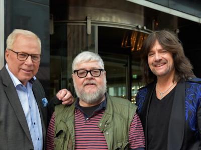 """Stjärntätt med Berglund, Harryson och Wells """"Originalet på turné"""" runt om i landet tillsam"""