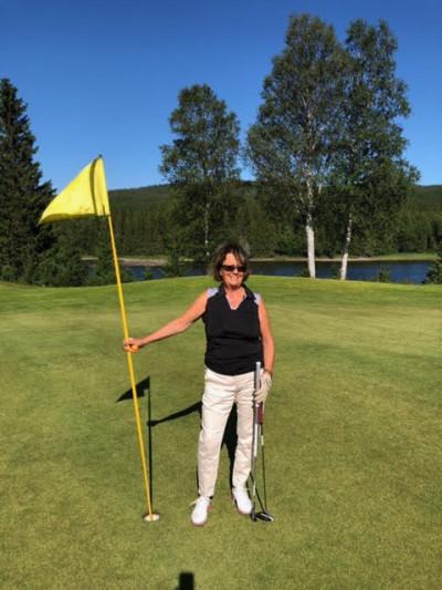 Helene golfaren