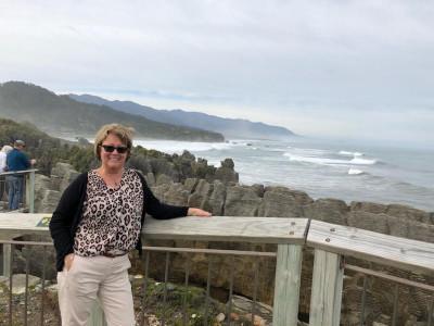 Helene i Nya Zeland