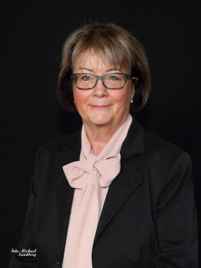 Helene Stranne, ämbetsfoto