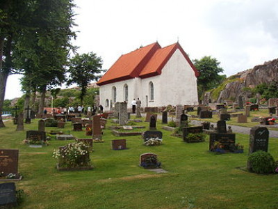 Svenneby Gamla kyrka i Tanums kommun
