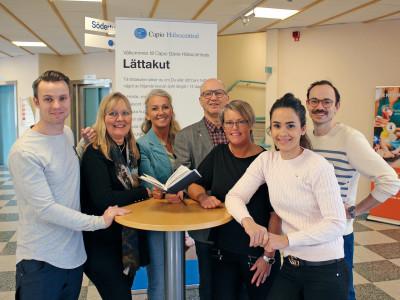 Capio firar 20 år i Gävle med jubileumsvecka