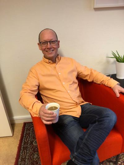 Tommy Elofsson platschef Folkuniversitetet Gävle