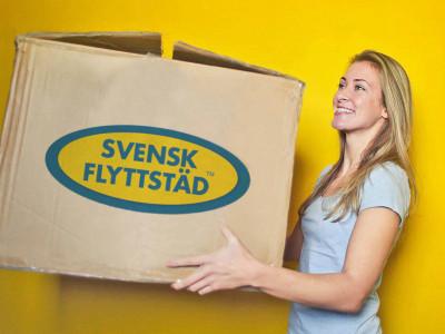 Svensk Flyttstäd etablerar sig i hela Sverige