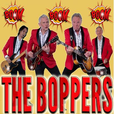The Boppers nya sommarsingel Boom, Boom, Boom