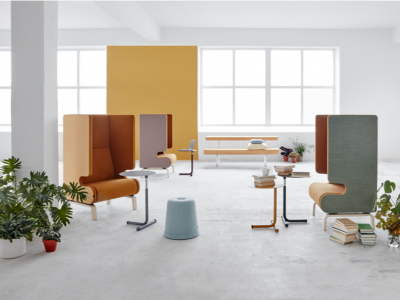 Aktiv Miljö hjälper verksamheter att göra rätt val vid köp av nya kontorsmöbler