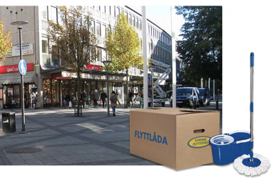 Svensk Flyttstäd etablerar sig på 20 nya orter
