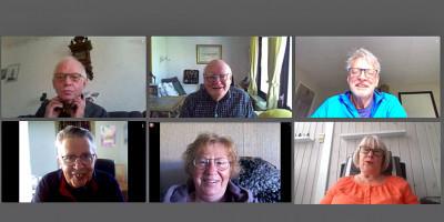 Den digitala mötesplatsen för pensionärer inför hösten.