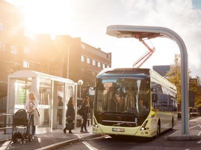 Stena ger Volvos bussbatterier ett andra liv