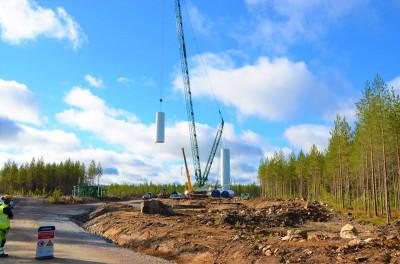 Vattenfall och Glennmont tecknar avtal om energitjänster för finsk vindkraftsproduktion .