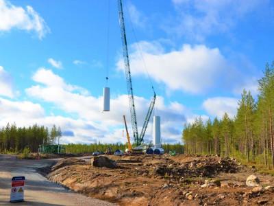 Vattenfall och Glennmont tecknar avtal om energitjänster för finsk vindkraftsproduktion