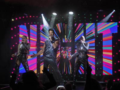 Joyride - mer färgsprakande show än någonsin på Hits For You