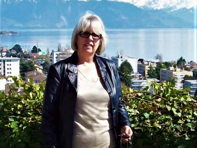 Vindistriktet Lavaux i Schweiz - Ett Unesco Världsarv