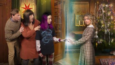 Årets julkalender – en magisk julsaga för hela familjen.