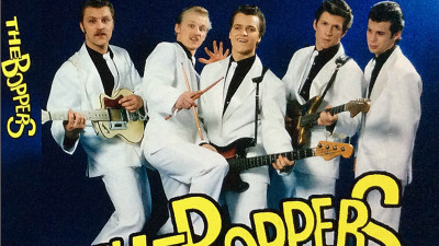 Dokumentären om The Boppers släpps nu i förlängd version på DVD
