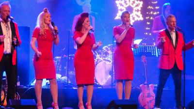 The Boppers släpper dubbel julsingel med Rockabilly Fabulous