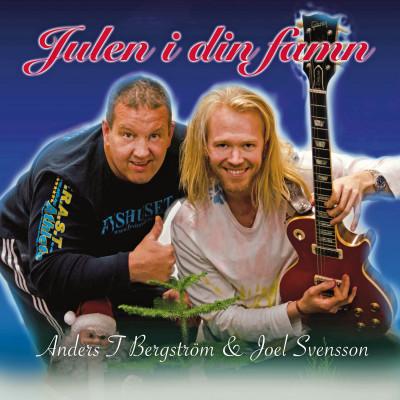 Anders T Bergström och Joel Svenson släpper julsången Julen i din famn.