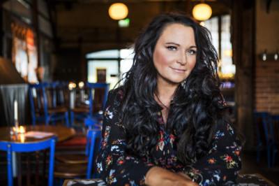 Programledaren och producenten Anja Kontor.