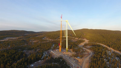 Vattenfall sign agreement for 'Markbygden Phase II North' wind farm