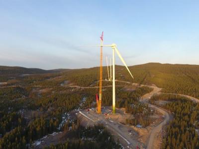 Vattenfall sign agreement for 'Markbygden Phase II North' wind farm