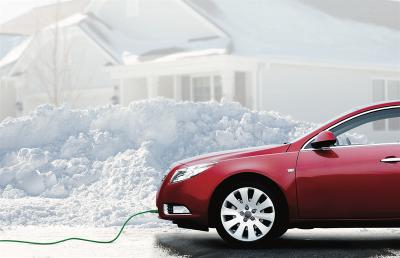Elektriska bilvärmesystem minskar hälsofarliga avgaser.