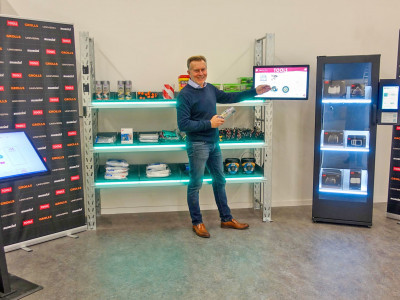 SWEDOL and TOOLS launching the next generation automated inventory system
