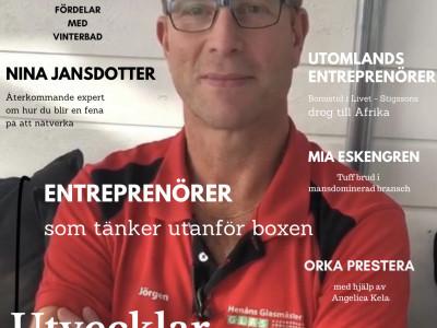 Digitala tidningen ligger nu bläddringsbar på Issuu
