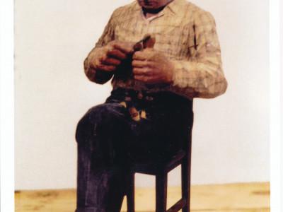 "Hunnebostrands ""Döderhultare"" Algot Andersson 1911-2002"