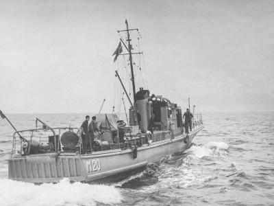 Återblick från kapten Harry Månsson