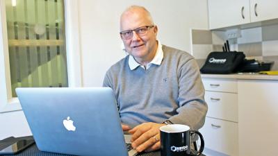 Magnus Carlsson återvänder till hembygden