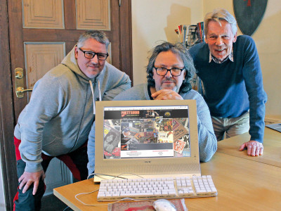 Radio Nattsudd återuppstår med Micke Finell