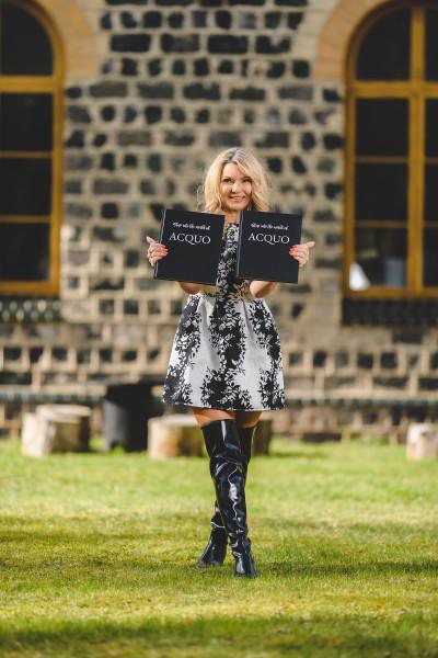 Jessica Lingonstierna, VD och ägare av ACQUO of Sweden.