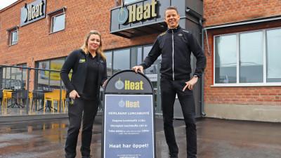 Sveriges hetaste lunchkedja har öppnat i Gävle