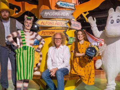 Nyöppning på Funnys Äventyr i Malmö den 13 juni – firas med ny sagomiljö!
