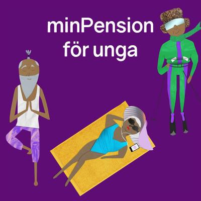 Kampanj ska få unga att förstå pension.